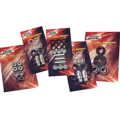 Kit roulements de roue arriere pour kawasaki/suzuki kx125 2003-05, kx250 2003-07, kx-f250 et rm-z250