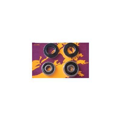 Kit roulements de roue avant pour kawasaki kx80/85 1998-07, kx65 2004-07 et kx100 1998-07