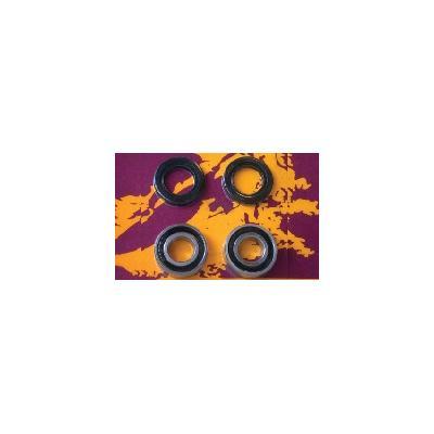 Kit roulements de roue avant pour yamaha yz125/250 1986-91