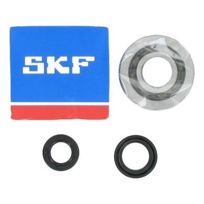 Kit roulements de vilebrequin SKF 20x52x12 cage polyamide et 6204 C4 pour Peugeot Speedfight 2 / TKR