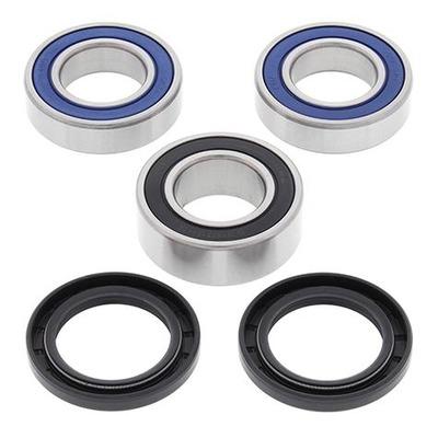 Kit roulements et joints de roue AV All-Balls Racing 25-1644 pour Kymco Agility 125 06-15
