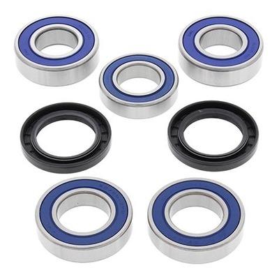 Kit roulements et joints de roue AR All-Balls Racing 25-1652 pour Honda NSR 125 R 93-01