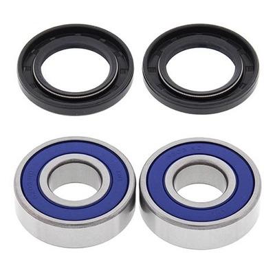 Kit roulements et joints de roue AV All-Balls Racing 25-1291 pour Honda TL 250 75-76