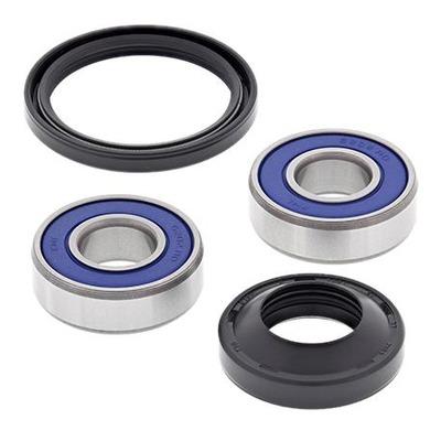 Kit roulements et joints de roue AV All-Balls Racing 25-1695 pour Yamaha YBR 125 07-12