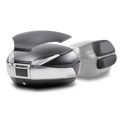 Kit Top case + dosseret + capot Shad SH48 titanium