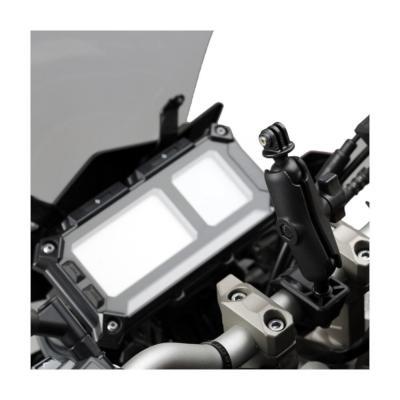 Kit universel RAM avec adaptateur pour GoPro noir