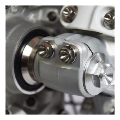 Kit vis train avant Scar titane Honda CR 125R 02-07 (18 vis titane)