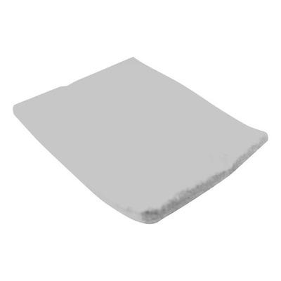 Laine de céramique pour silencieux d'échappement 445x350x25mm
