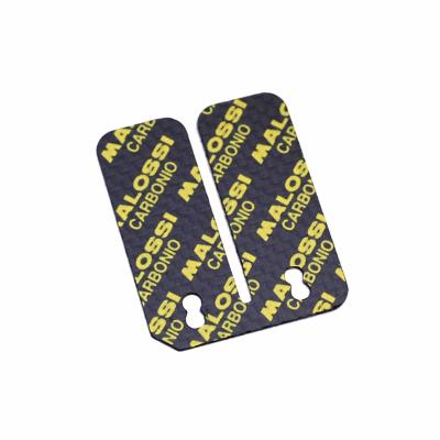 Lamelle de clapet Malossi carbone pour Nitro/Ovetto/f12/sr50
