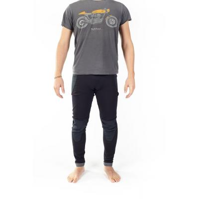 Legging Bowtex noir