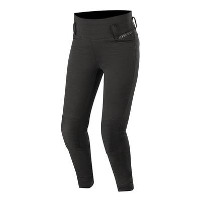 Legging moto femme Alpinestars Banshee noir (long)