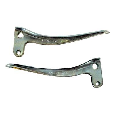 Levier de frein chromé alu droit ou gauche pour cyclomoteurs