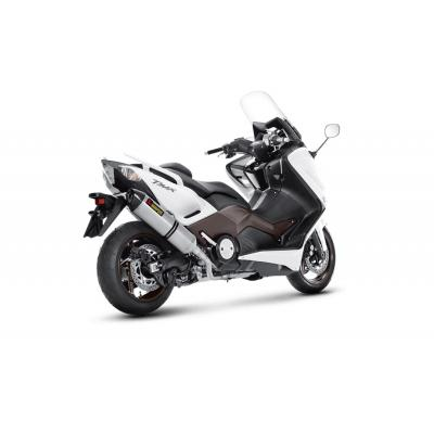 Ligne Complète Akrapovic Racing Line titanium Yamaha T-Max 08-16