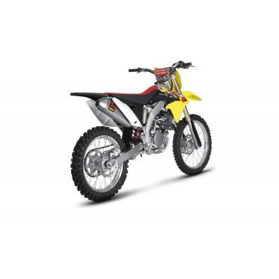 Ligne complète Akrapovic Racing Titanium Suzuki RM-Z 250 10-17