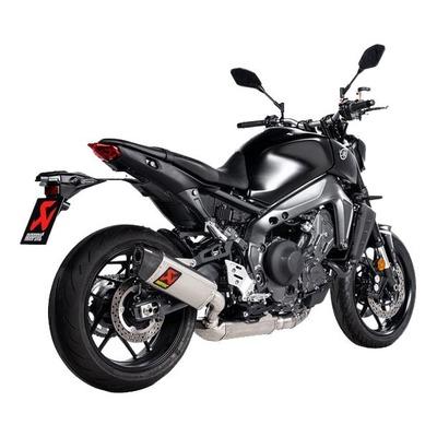 Ligne complète Akrapovic Titane Yamaha MT-09 2021