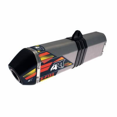 Ligne complète ART B-P122 inox silencieux aluminium Yamaha WR 450 F 16-18