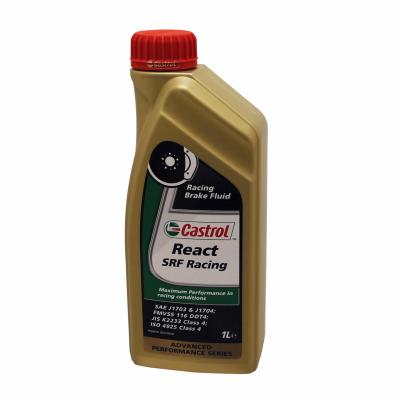 Liquide de frein Castrol React SRF Racing 1 Litre
