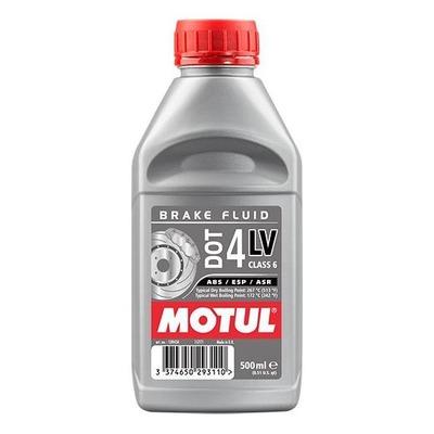 Liquide de frein DOT 4 LV Motul Brake Fluid 500ml