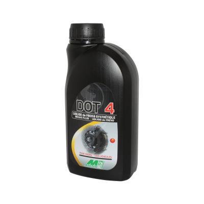 Liquide de frein DOT 4 Minerva oil 500ml