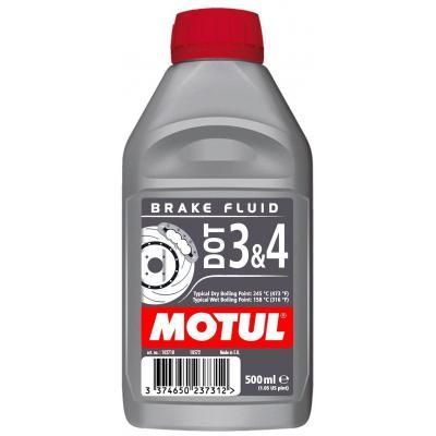 Liquide de frein Motul DOT 3 & 4 Brake Fluid 1L