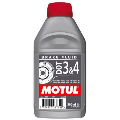 Liquide de frein Motul DOT 3 & 4 brake fluid 500ml
