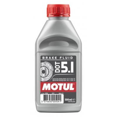 Liquide de frein Motul DOT 5.1 Brake Fluid 5L