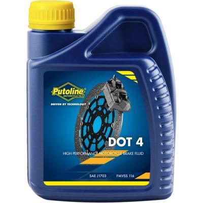 Liquide de frein Putoline DOT 4 Brake Fluid (500ml)