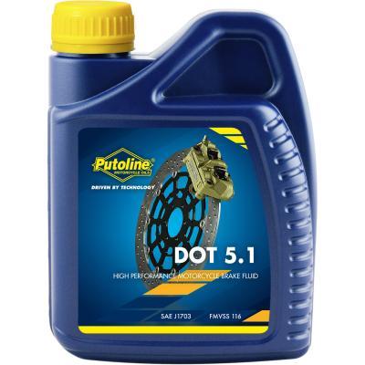 Liquide de frein Putoline DOT 5.1 Brake Fluid (500ml)