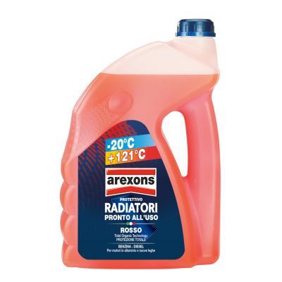 Liquide de refroidissement Arexons rouge universel 2 litres