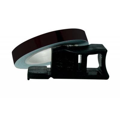 Liseret de Jante Chaft noir 7mm x 1,5m avec applicateur