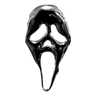 Logo Onedesign Scream noir