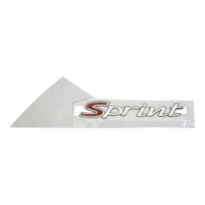 Logo Sprint flanc latéral 1B000943 pour 50-125 Vespa Sprint