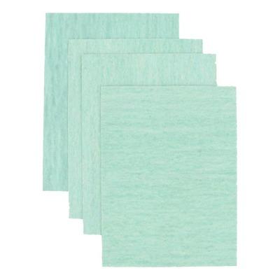 Lot de 3 feuilles de joint à découper papier carton 200x150mm Brazoline