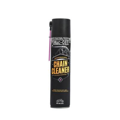 Lubrifiant chaîne de moto Muc-Off Chain Cleaner 400ml