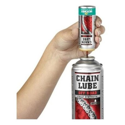 Lubrifiant chaîne Motorex Chain Lube Racing 56 ml