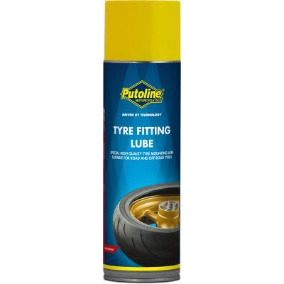 Lubrifiant montage/démontage pneu Putoline Tyre Fitting Lube 500ml