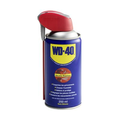 Lubrifiant multifonction WD40 250ml