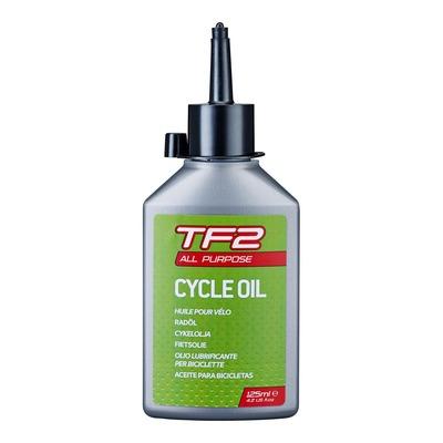 Lubrifiant Weldtite TF2 Huile toutes conditions (125ml)
