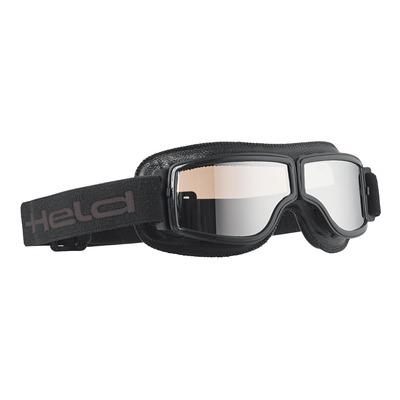 Lunette moto Held Classic goggles noir/argent