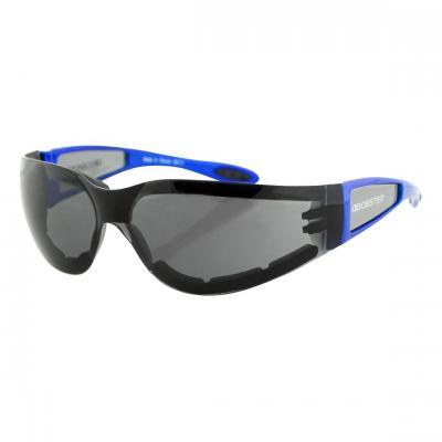 Lunettes Bobster Shield II bleu gloss / fumé