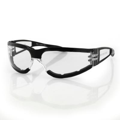 Lunettes Bobster Shield II noir gloss / clair