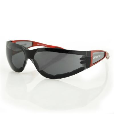 Lunettes Bobster Shield II rouge gloss / fumé