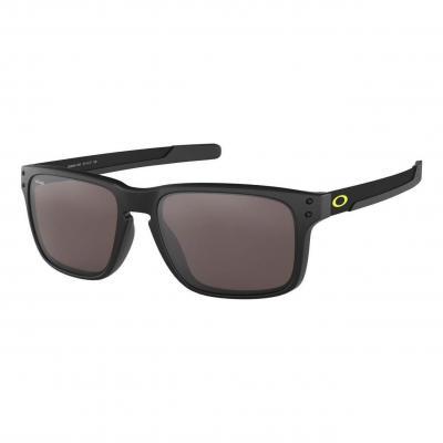Lunettes de soleil Oakley Holbrook Valentino Rossi Signature Series Matte Black verres PRIZM Black P