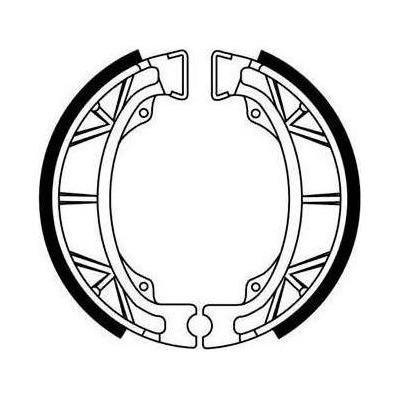 Mâchoires de frein Galfer MF002 G2165 Ludix/Trekker/Agility