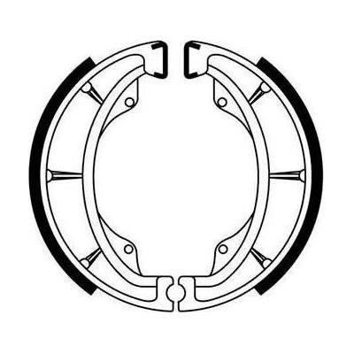 Mâchoires de frein Galfer MF151 G2165 Suzuki 125 DR/GN/TU