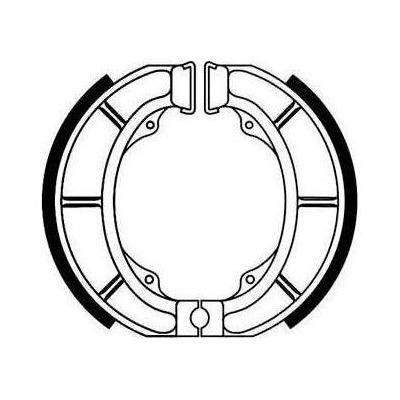 Mâchoires de frein Galfer MF301 G2165 Derbi Atlantis/Paddock/Suzuki Katana