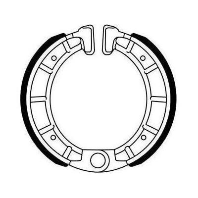 Mâchoires de frein Galfer MF625 G2165 Derbi Fenix/Vamos/Senda