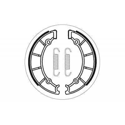 Mâchoires de frein SBS 2190
