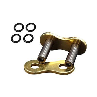 Maillon a axe creux EK 525 MVXZ2 QX-Ring gold