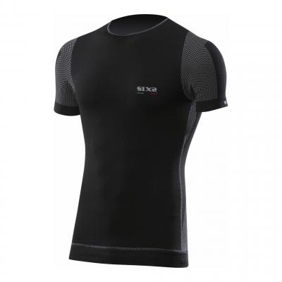 Maillot coupe-vent Sixs TS7 carbon black